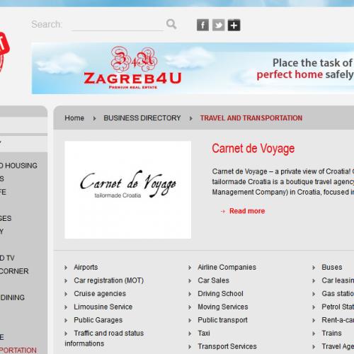 Zagreb Expat